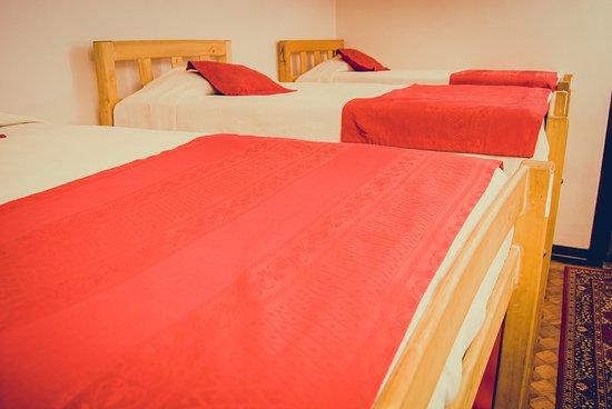 Landay Hostel: Habitación compartida (dormitorio)