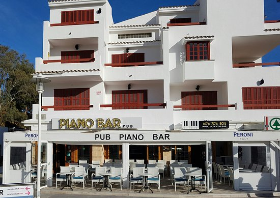 ‪Piano Bar Magaluf‬