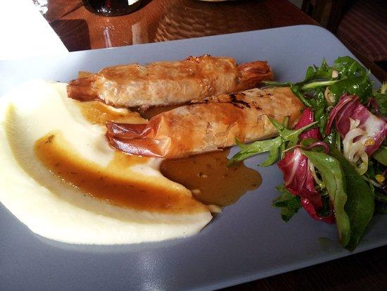 Hotel Restaurant Les Roches: Bonbons d'agneau