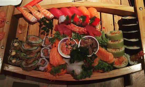 Photo of Japanese Restaurant Zaowang at Oude Koornmarkt 22, Antwerp 2000, Belgium