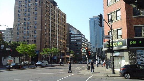 蒙特利爾市中心旅客之家酒店照片