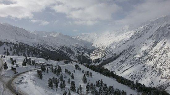 Heerlijke wintersport locatie