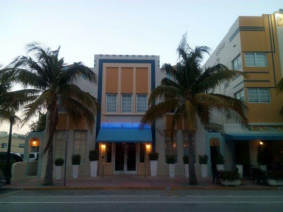 海洋五號飯店照片