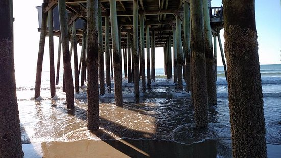 Old Orchard Beach: OOB Pier 2016