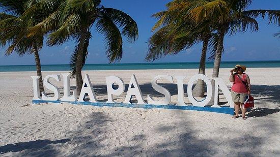 Isla Pasion Me At De La Pasión