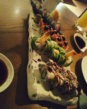 Best fusion sushi ever had