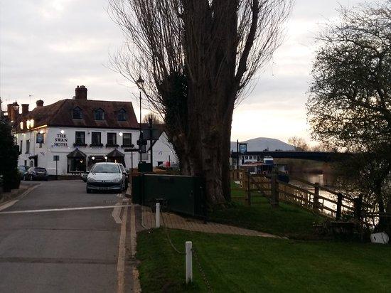 Upton upon Severn, UK: 20170310_173424_large.jpg