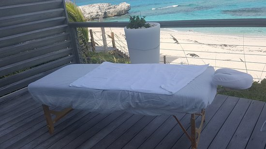 Exuma Healing Hands Massage Service
