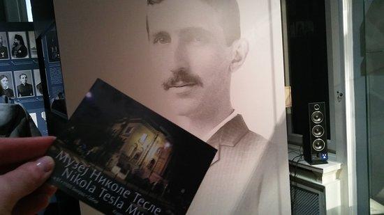 Muzej Nikole Tesle (Nikola Tesla Museum) : Tesla Museum