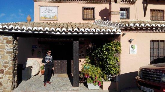 Gibralgalia, Spanje: Posada los Cantaros