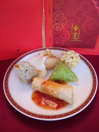 SHANG PALACE: Appetizer