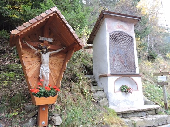 Soprabolzano, Włochy: CRUCERO Y CAPILLITA