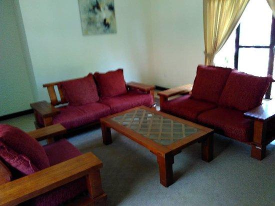 Felda Residence Hot Springs: Bungalow Lounge