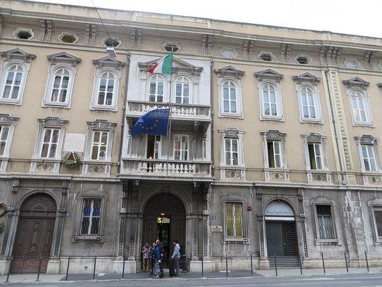 """Conservatorio di Musica """"Giuseppe Tartini"""" di Trieste"""