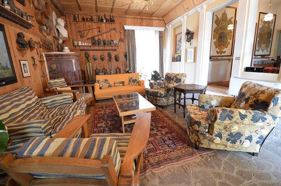 Monastier di Treviso, Italien: salotto