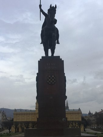 King Tomislav Square (Tomislav trg): photo0.jpg