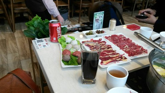Dai Mei Hot Pot (Xiu Yan Road)
