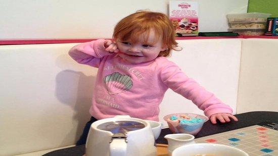 Youghal, Irlanda: Toddler
