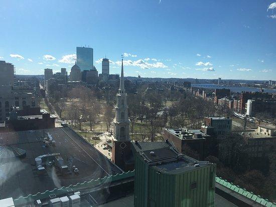 Nine Zero Hotel Boston Tripadvisor