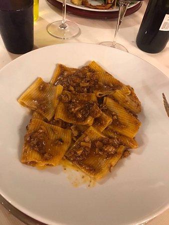 Santa Luce, Ιταλία: Galletto e Paccheri ottimi!