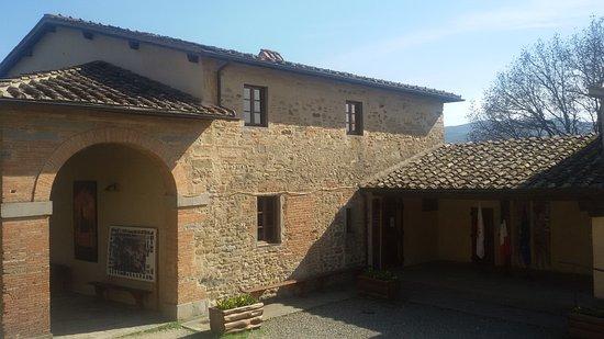 Vicchio, Italy: Casa di Giotto