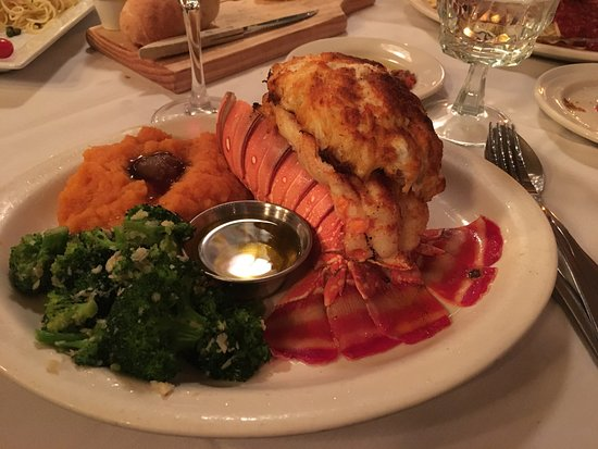 Vineland, NJ: Stuffed Lobster