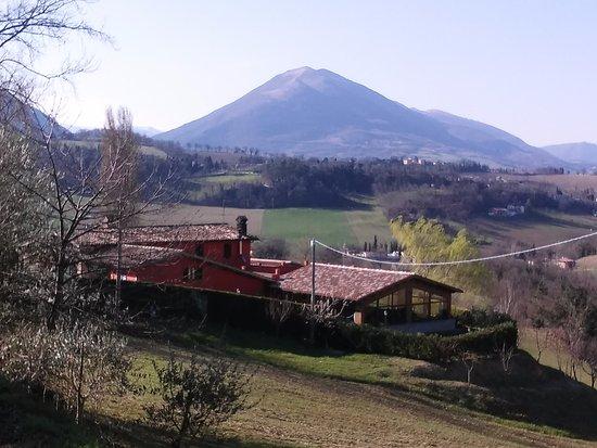 Camerino, Italia: Panorama.