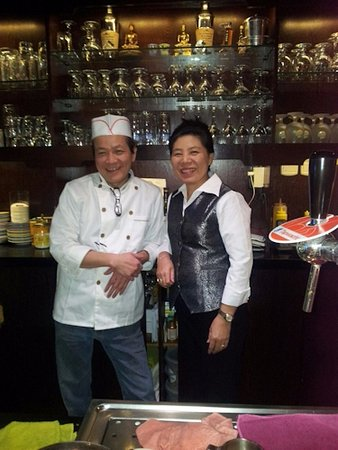 Hock Sieng: Welcome in our restaurant!