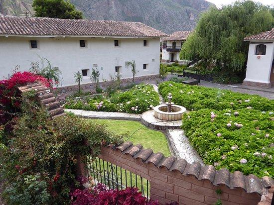 Sonesta Posadas del Inca Yucay: Extensive gardens