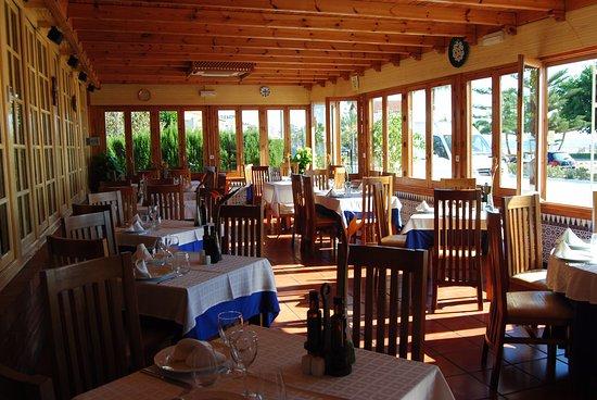 Benajarafe, Spain: Restaurante SolyMar