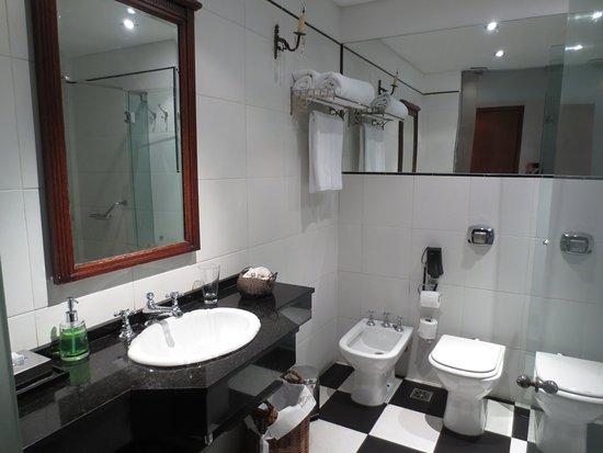BoBo Hotel: Bathroom of Suite #15