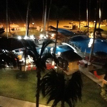 Worldmark Coral Baja: night view