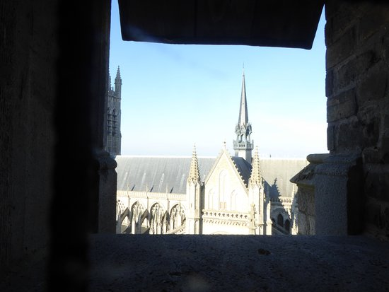 Museo In Flanders Fields: View from the tower