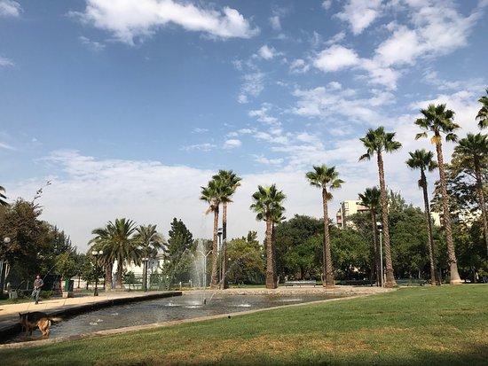Parque Ines de Suarez