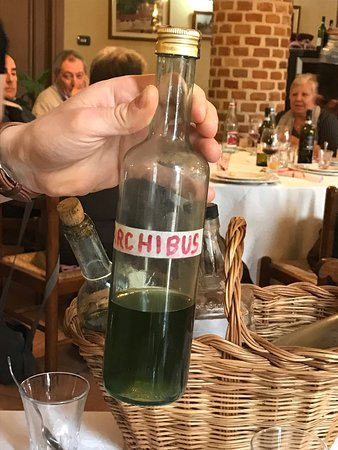 Cellarengo, Italien: Pranzo TOP