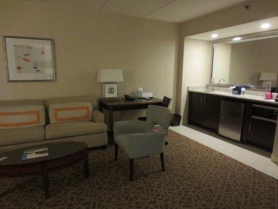 Hyatt Regency Suites Atlanta Northwest Foto