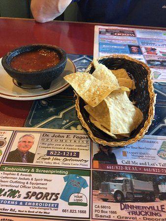 Mexican Restaurants In Tehachapi Ca