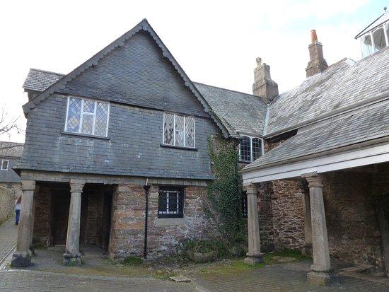 Totnes, UK: Guildhall