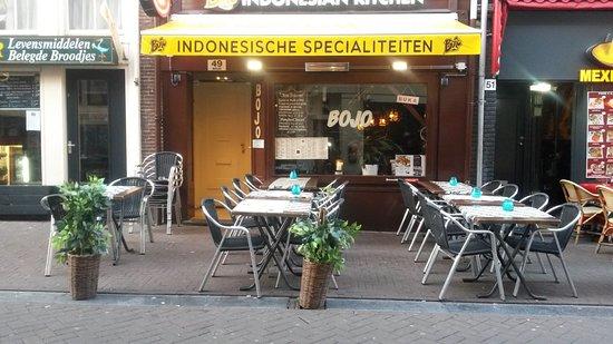 Bojo Restaurant: BOJO