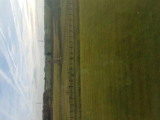 Little Weighton, UK: Room 9 veiw from bedroom window, excellent  xx