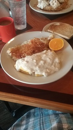 Citrus Cafe Omlet And Gravy