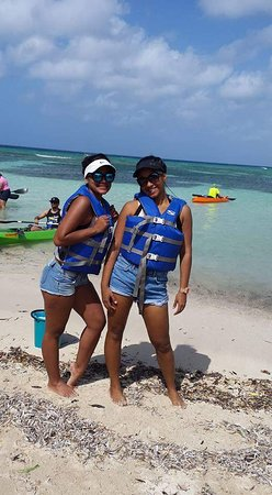 Savaneta, Aruba: Sunday = Kayakday
