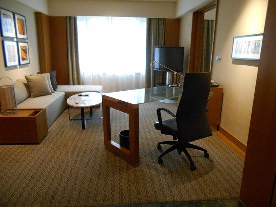 新加坡君悅大酒店照片