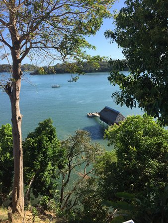 Hotel Bocas del Mar: Overlooking the Gulf of Chiriqui