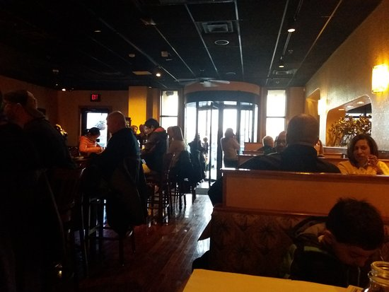 bar counter picture of bonefish grill west chester tripadvisor. Black Bedroom Furniture Sets. Home Design Ideas