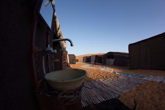 Marrakech Camel Trips: luxury camp marruecos