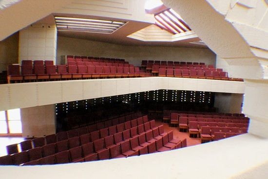 Florida Southern College : Anne Pfeiffer Chapel