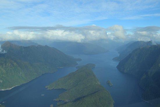 Fly Fiordland: Doubtful Sound