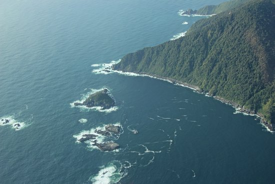 Fly Fiordland: Doubtful Sound