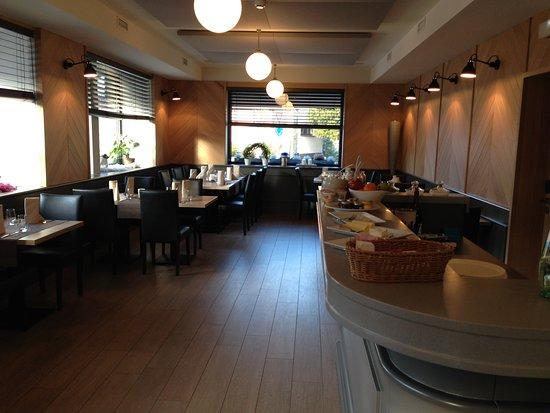 Buellingen, Belgique : Salle à manger - petit déjeuner